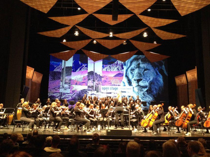 RICARDA! bei Open Stage im Opernhaus