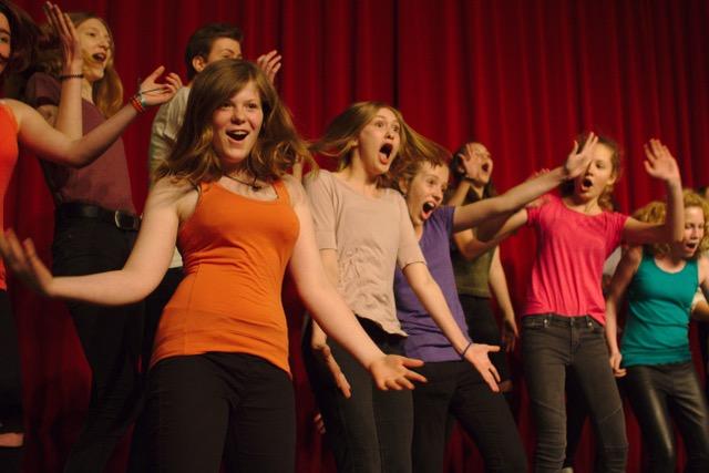 Chor Voice'n Performance