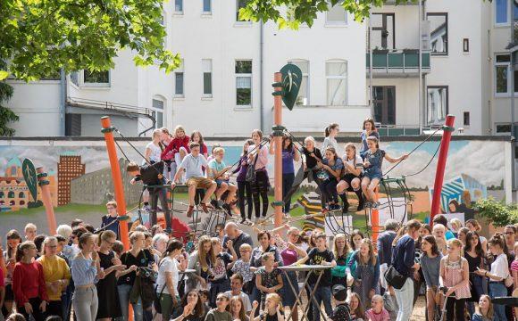 Projektwoche und Schulfest 2018