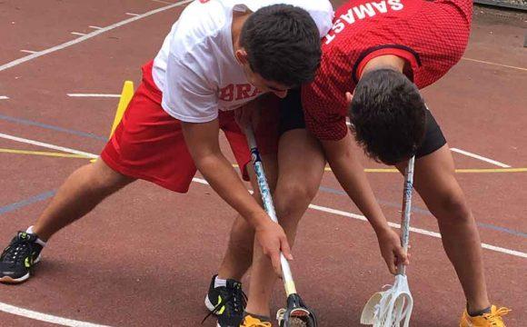 Lacrosse – Spiel und Spaß mit Schlägern