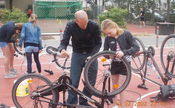 Die Große Fahrradtour