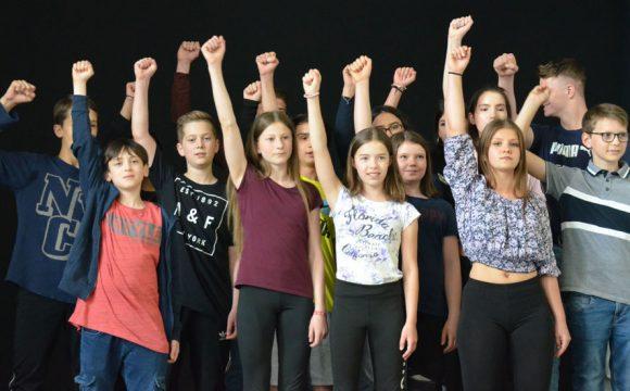Der Tanz in die Revolution