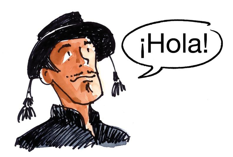 Spanisch Spiele