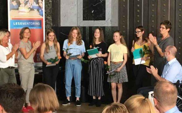 Kompetenznachweis Kultur – Lesementoring an der RICARDA!