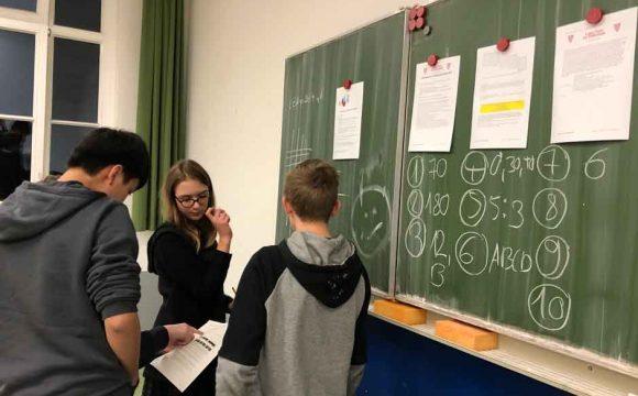 Lange Nacht der Mathematik 2018