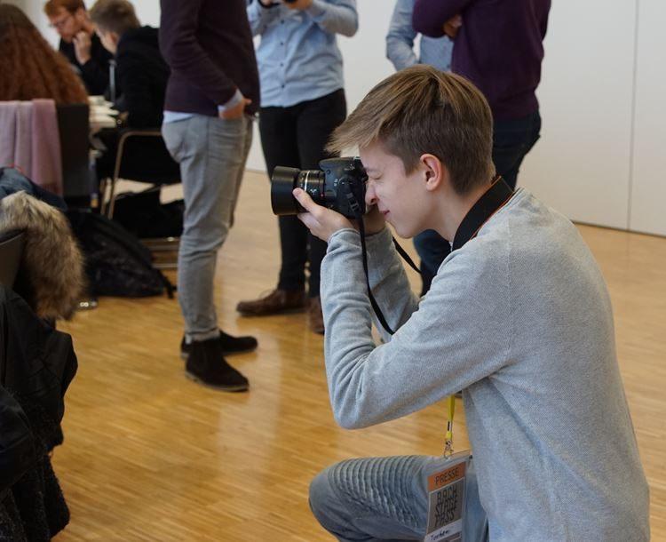 """""""Pimp Your Town – Region Hannover"""" – Eindrücke des WPK Journalismus Jg.10"""