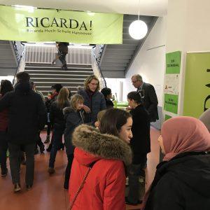 Das ist die RICARDA! – Der Tag der offenen Tür am 5. März 2019