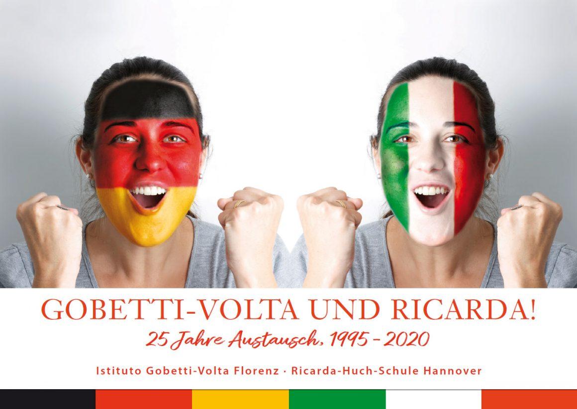 Gobetti-Volta und RICARDA!