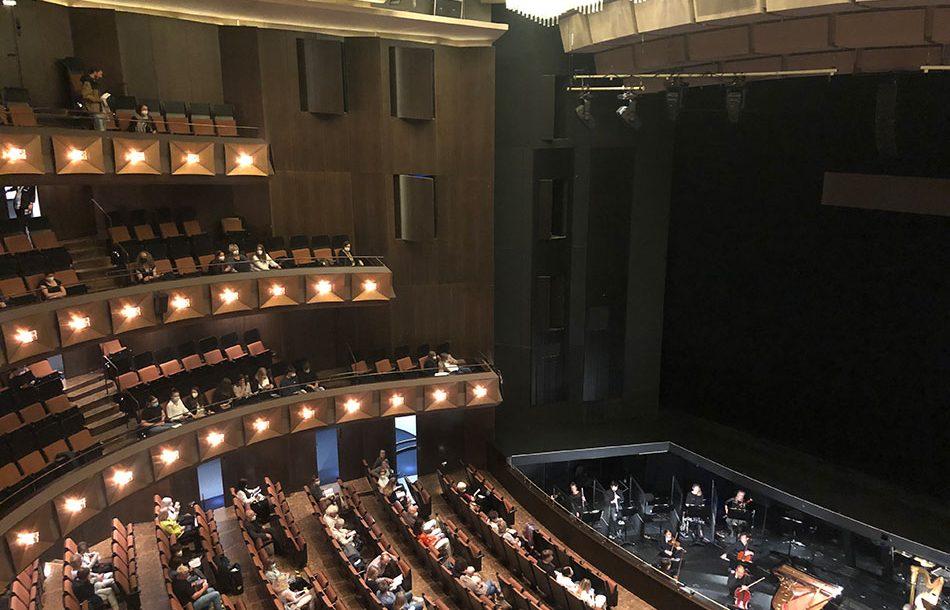 Live am Tatort Oper!